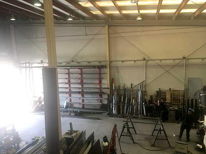Herrería en Sevilla. Empresa de fabricación en hierro y acero inoxidable