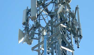 herrajes para telecomunicaciones