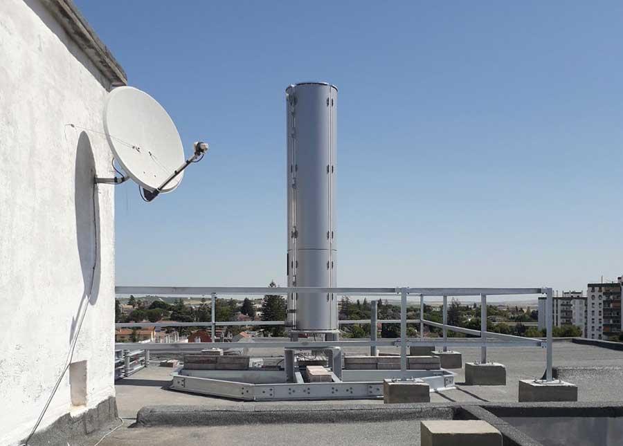 bancada para torre de telefonia movil y telecomunicaciones