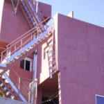 fabricantes de escaleras en acero inoxidable