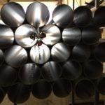 estructuras de acero inoxidable